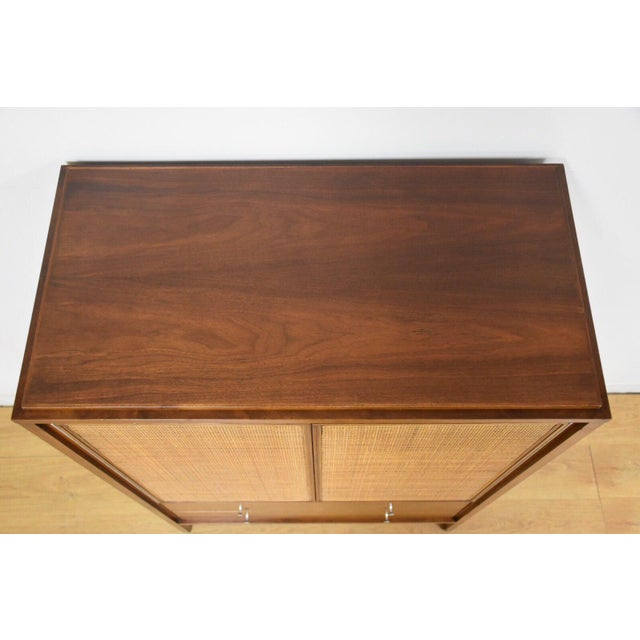 Paul McCobb Walnut Gentleman's Chest - Image 8 of 11
