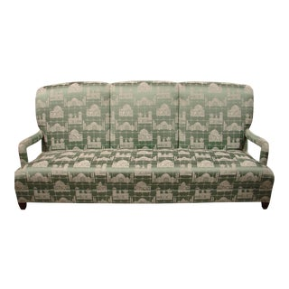 Custom Design Upholstered Sofa