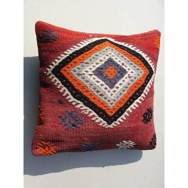Kilim Rug Pillow - Image 4 of 11