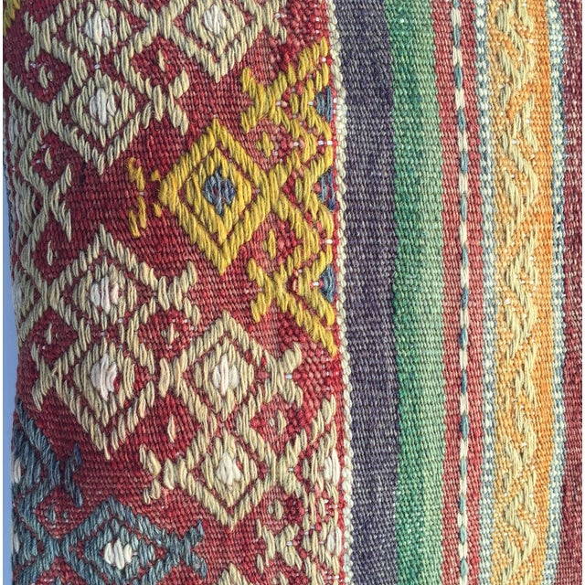 Vintage Kilim Pillow Cover - Image 4 of 6