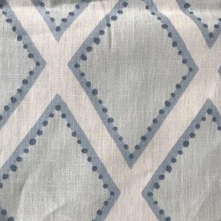 "Kravet Sarah Richardson Linen Fabric Remnant - 54"" X 24.5"""