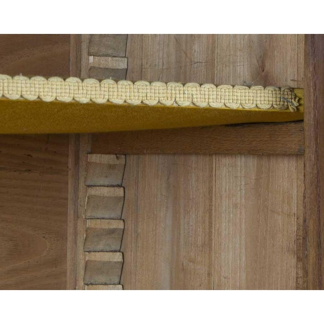 19th Century Jacobean Carved Oak Wardrobe For Sale In Atlanta - Image 6 of 12