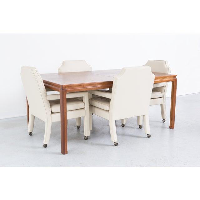 Cork Dining Table By Edward Wormley For Dunbar