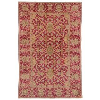 Ottoman Style Carpet - 11′3″ × 17′8″ For Sale