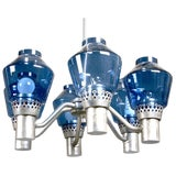 Image of Chandelier by Hans-Agne Jakobsson For Sale