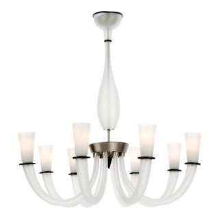 The Gabbiano Chandelier by Veronese For Sale
