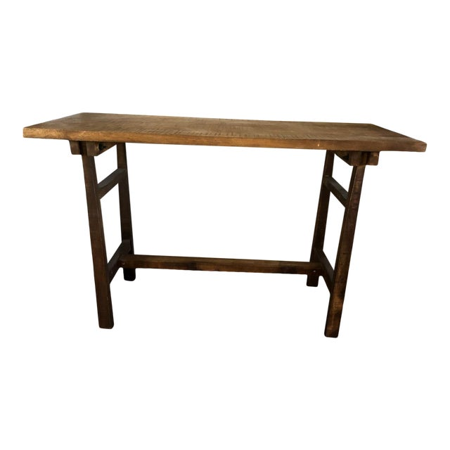 Imax Wooden Writing Desk