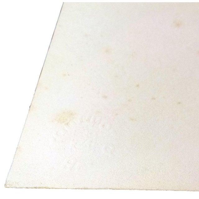 1976 Tom Wesselmann Smoker Serigraph - Image 3 of 3