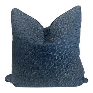 """Hermès """"Quartz in Universe"""" 22"""" Pillows-A Pair For Sale"""