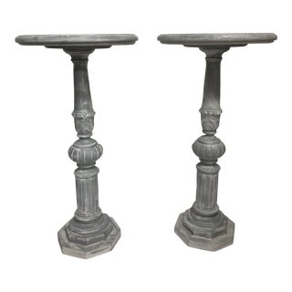 19th Century Italian Painted Tables - a Pair For Sale