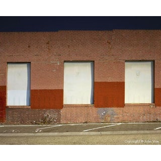 "Contemporary Night Photograph ""Three Doors"" by John Vias For Sale"