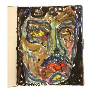Vitae Fradogo #2 Art Miami 1993 For Sale