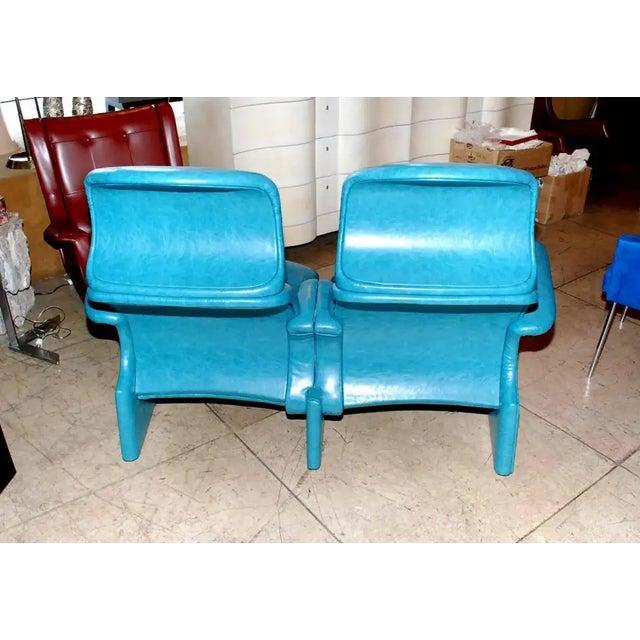 Achille & Pier Giacomo Castiglioni Achille & Pier Giacomo Castiglioni Settee For Sale - Image 4 of 9