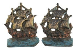 Image of Nautical Bookends