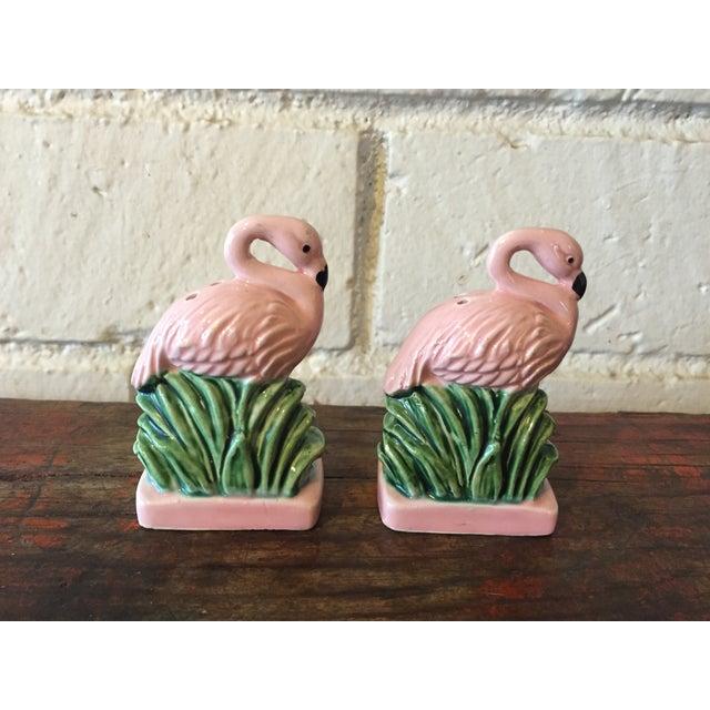 Pink Flamingo Salt & Pepper Shakers - Pair - Image 5 of 8