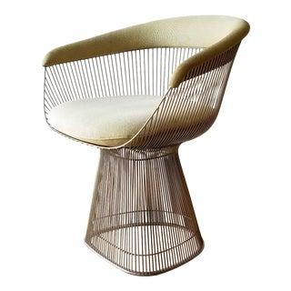 Warren Platner Armchair for Knoll For Sale