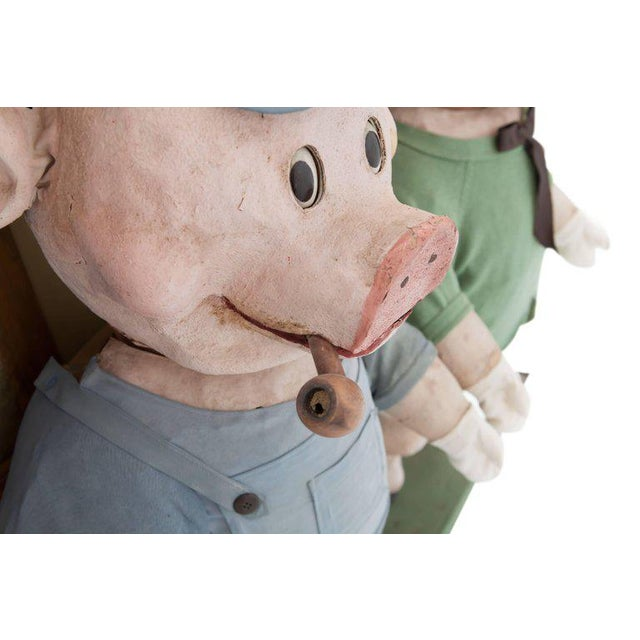 Three Little Pigs Puppetry For Sale - Image 6 of 9