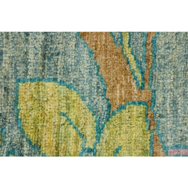"""Arts & Crafts Hand-Knotted Rug - 9'1"""" x 11'7"""" - Image 3 of 3"""