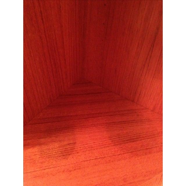 Scandinavian Style Corner Shelves - Pair - Image 5 of 6