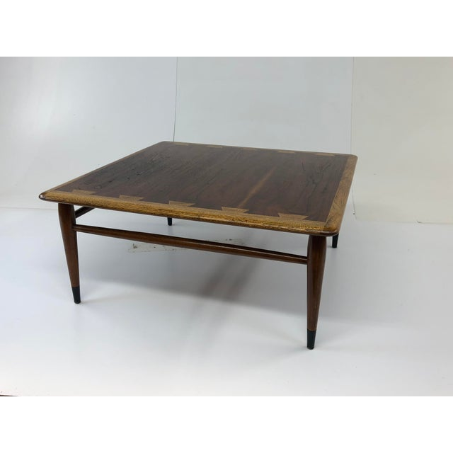 0d3c86907930 Danish Modern Lane Coffee Table. Beautiful square table. Nice