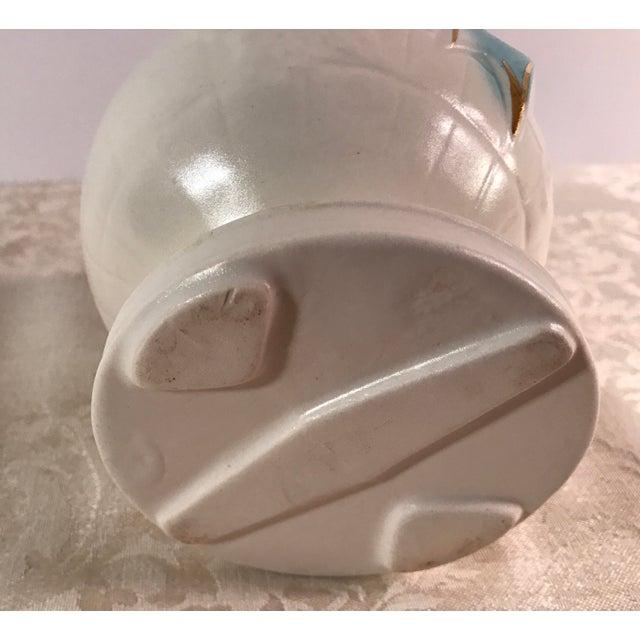 Art Deco Baby & Globe Ceramic Vase - Image 8 of 11