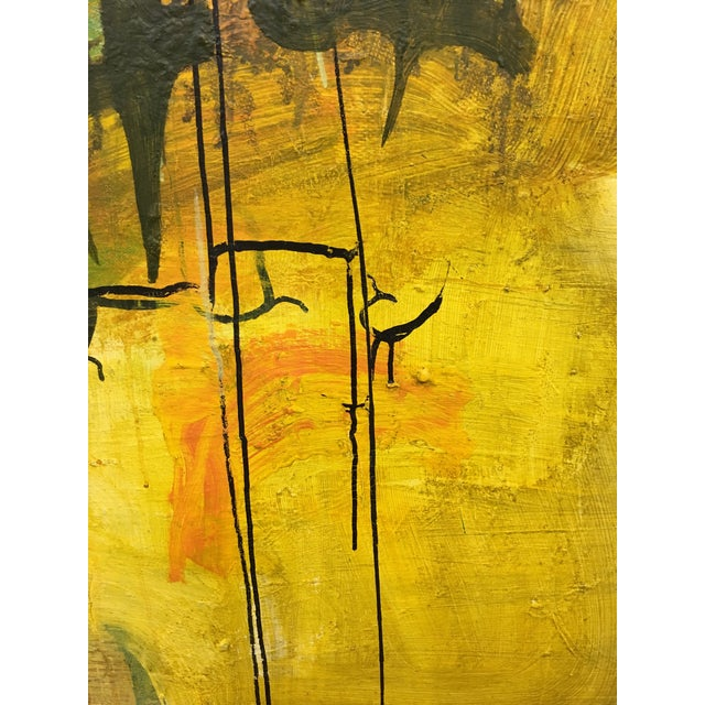 Abstract Intuition by Willie Heeks For Sale - Image 3 of 12