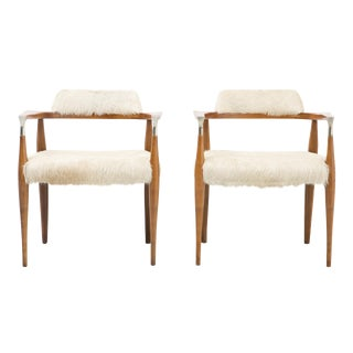 Set of Accent Chairs For Sale