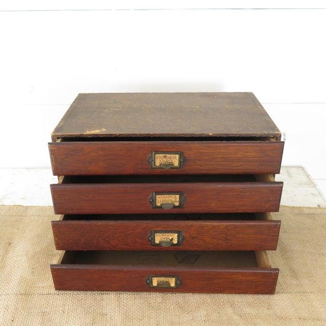 Vintage File Box - Image 7 of 10