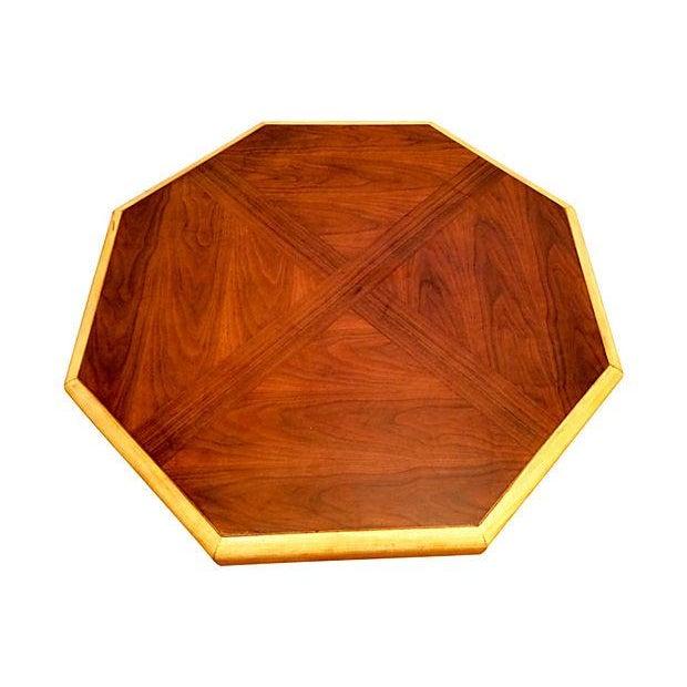 Lane Furniture Octagonal Coffee Table - Image 2 of 5