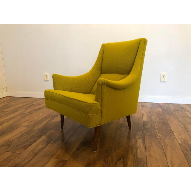 1960s Milo Baughman Thayer Coggin Chair For Sale - Image 5 of 10
