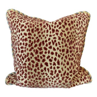 Designer Cowtan & Tout Throw Pillow For Sale