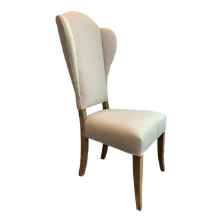 Queen Tall Back Dining Chairs For Sale