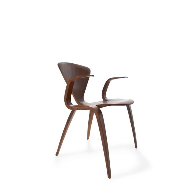 1960s Norman Cherner Prototype Armchair for Plycraft For Sale In Los Angeles - Image 6 of 6