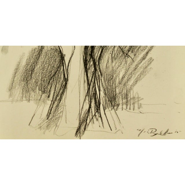 """""""Tree in Winter"""" Drawing - Image 2 of 3"""