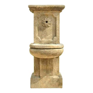 Petite Murale Wall Fountain For Sale