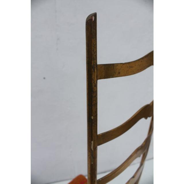 Italian Chiavari Accent Chair For Sale - Image 9 of 11
