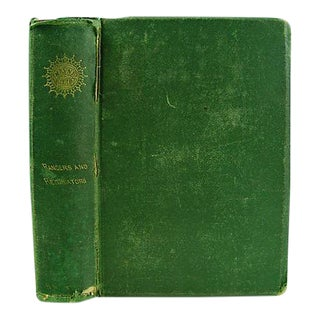"""The Rangers and Regulators of the Tanaha"" 1868 Book For Sale"