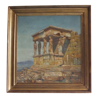 Acropolis Painting For Sale