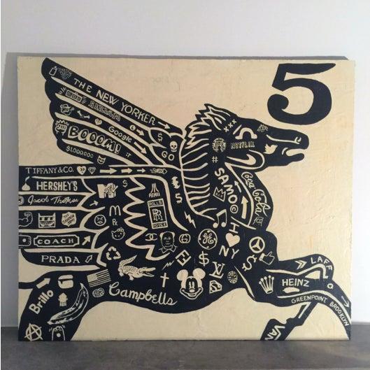 Pegasus 5 by Jacob Thomas For Sale - Image 5 of 5