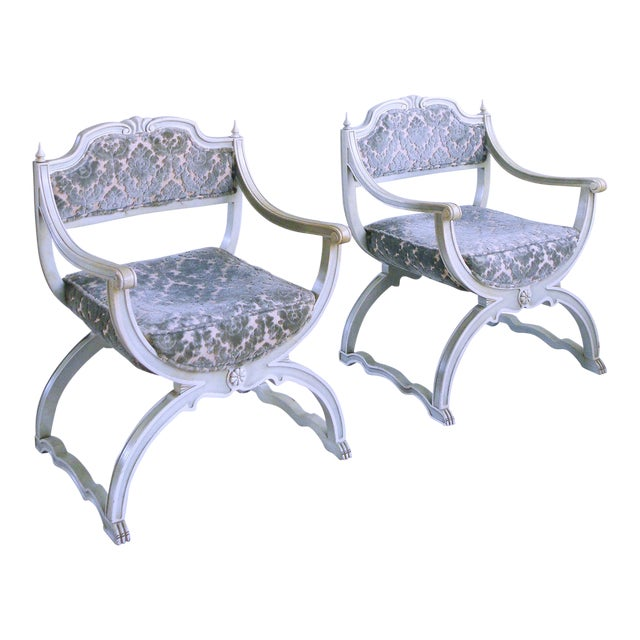Louis XVI Provincial Chairs - A Pair For Sale