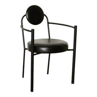 Authentic Postmodern Memphis Design Sculptural Armchairs by Amisco For Sale