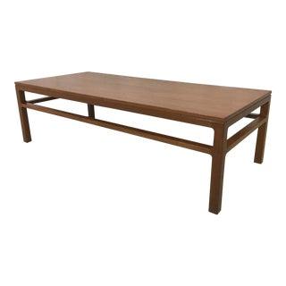 Danish Modern Teak Coffee Table For Sale