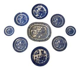 Image of Asian Decorative Plates