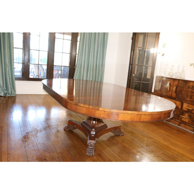 Baker Dining Room Table - Image 3 of 11