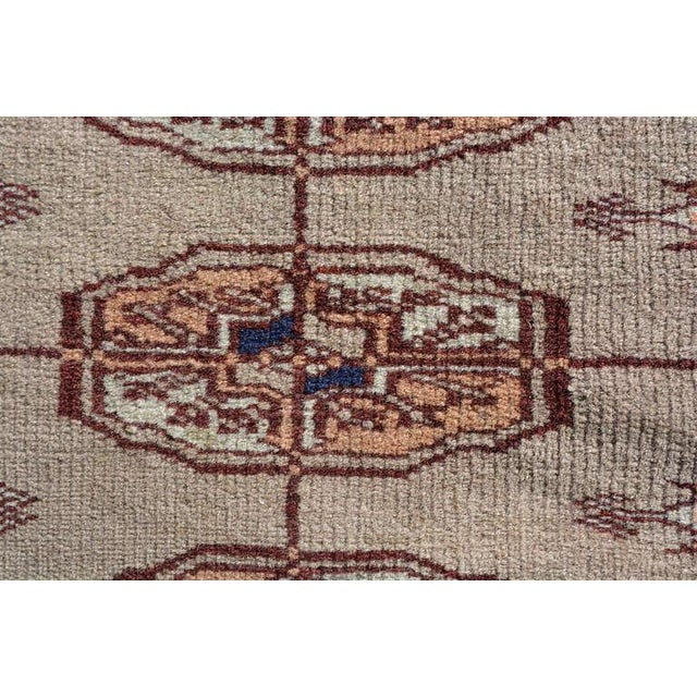 Antique Persian Praying Rug, 1920s For Sale - Image 4 of 7