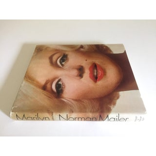 """"""" Marilyn Biography """" Norman Mailer Vintage 1973 Rare 1st Edtn Iconic Collector's Photography Book Preview"""