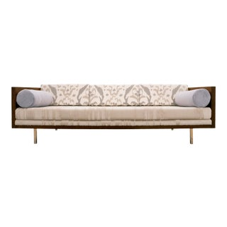 Milo Boughman, Rosewood Cas Sofa, C. 1950 - 1959 For Sale