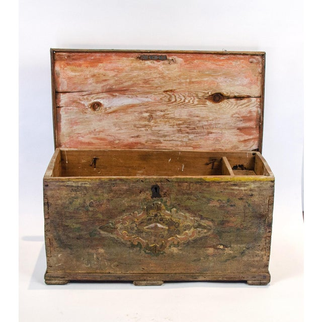 Dowry chests played an important role in family life in the past. The pieces were commissioned and had significance...