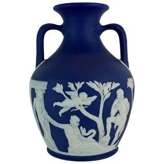 Wedgwood Portland Vase, 1896 For Sale