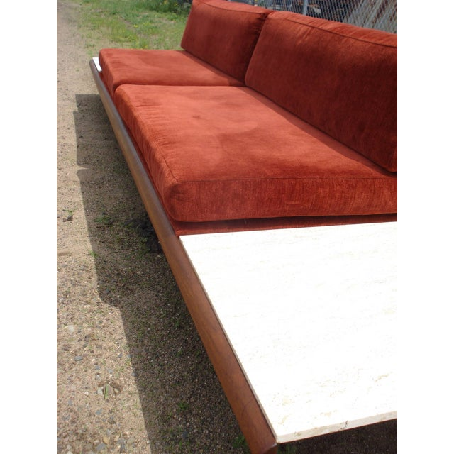 Adrian Pearsall-Style Platform Sofa - Image 3 of 11